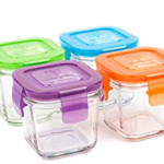 Wean Cubes Baby Food Containers