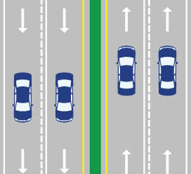 The Sanctity of the HOV Double White Line