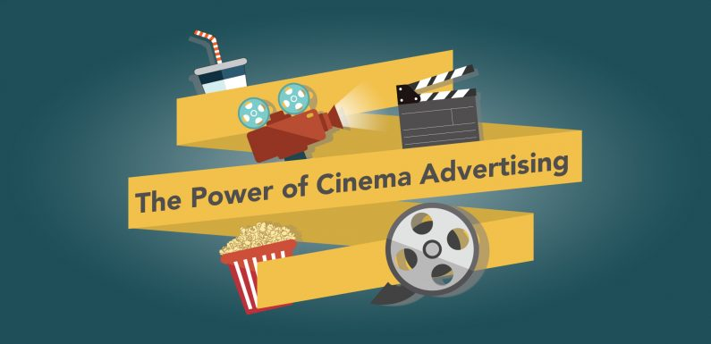 Promoting Your Business Through On-Screen Cinema Advertising