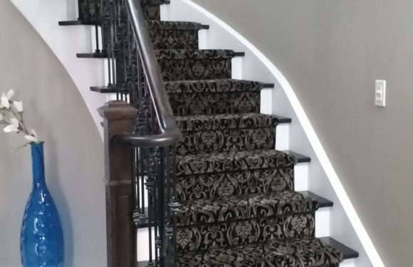 Carpeting Your Stairs: Choosing And Laying The Right Carpet