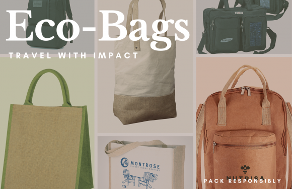 Travel In Style With Eco-Friendly Luggage And Bags