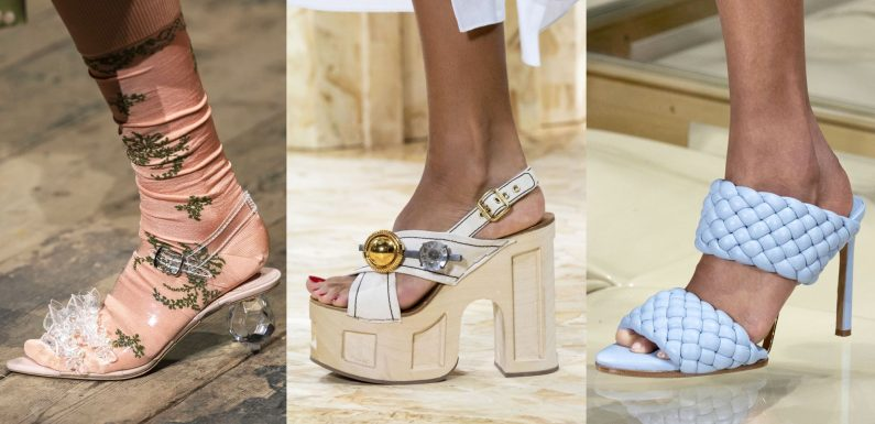 Shoe Trends for Spring 2020