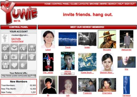 Is Yuwie Addictive? Confessions Of a Social Networking Fan