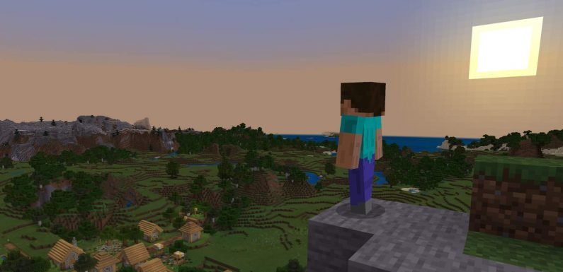 Real stats that shows Minecraft's enormous user base